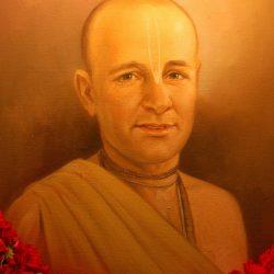 Бхаяхари дас «Современный святой»