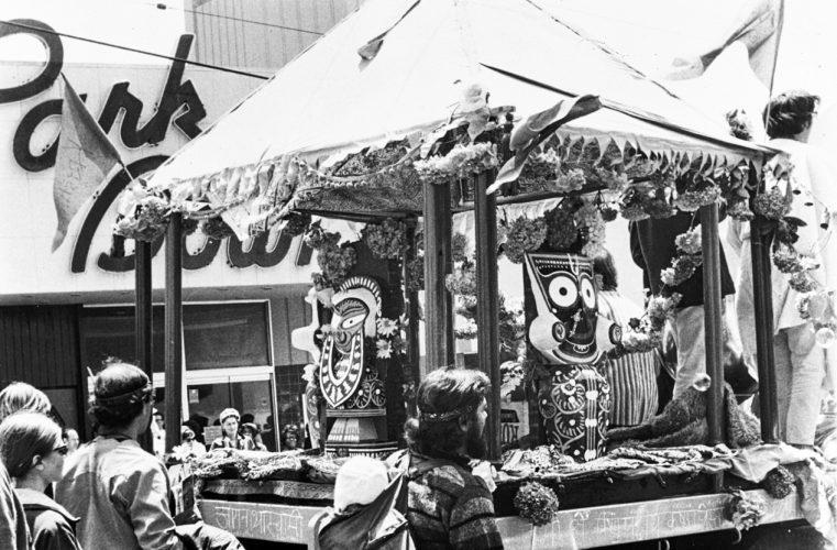 Хаягрива дас «Ратха-ятра в Сан-Франциско 1967 года»