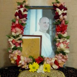 Подношение матаджи Радха Говинданандини
