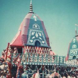 """Рамешвара дас """"Удивительная история первого фестиваля Ратха-ятры в Лос-Анджелесе"""""""