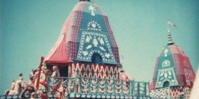 Рамешвара дас «Удивительная история первого фестиваля Ратха-ятры в Лос-Анджелесе»