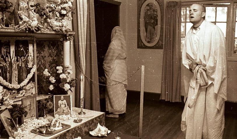 Глава 2. Джаянанда входит в храм