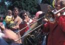 Джаянанда нанимает оркестр для исполнения марша на Ратха-ятре