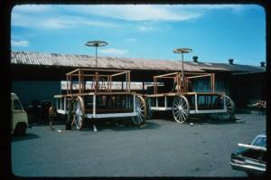 Место строительства колесниц для Ратха-ятры