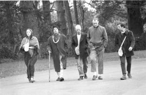 Джаянанда Прабху III — Утренние прогулки со Шрилой Прабхупадой, 1967 г.