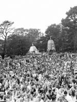 Фестиваль Ратха-ятры, Сан-Франциско, парк Голден-гейт, 4 июля 1970 г.