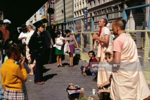 Харинама в Сан-Франциско, 1969 г.