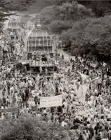 Ратха-ятра в Сан-Франциско. 18 июля 1972 г.
