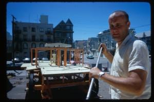 Джаянанда Прабху VII — Сан-Франциско, 1972-1973 гг.