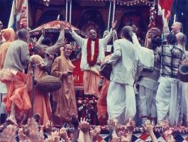 Джаянанда Прабху VIII — Ратха-ятры в Сан-Франциско, 1974-1976 гг.