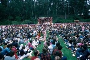 Ратха-ятра в Сан-Франциско 1975 г.
