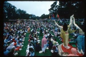 Ратха-ятра в Сан-Франциско 1976 г.