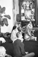 Джаянанда на лекции Шрилы Прабхупады
