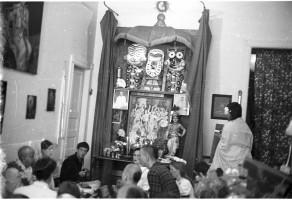 Храмовая комната в Сан-Франциско