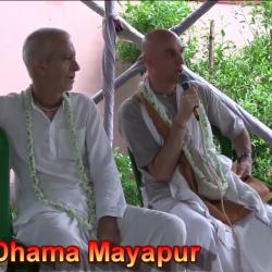 День ухода Джаянанды в Майяпуре. 2013 г. (видео)