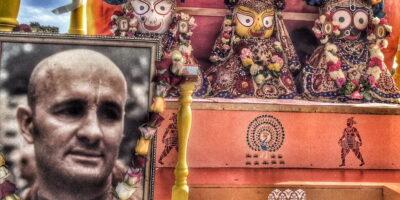 Ратха-ятра с Джаянандой по всему миру